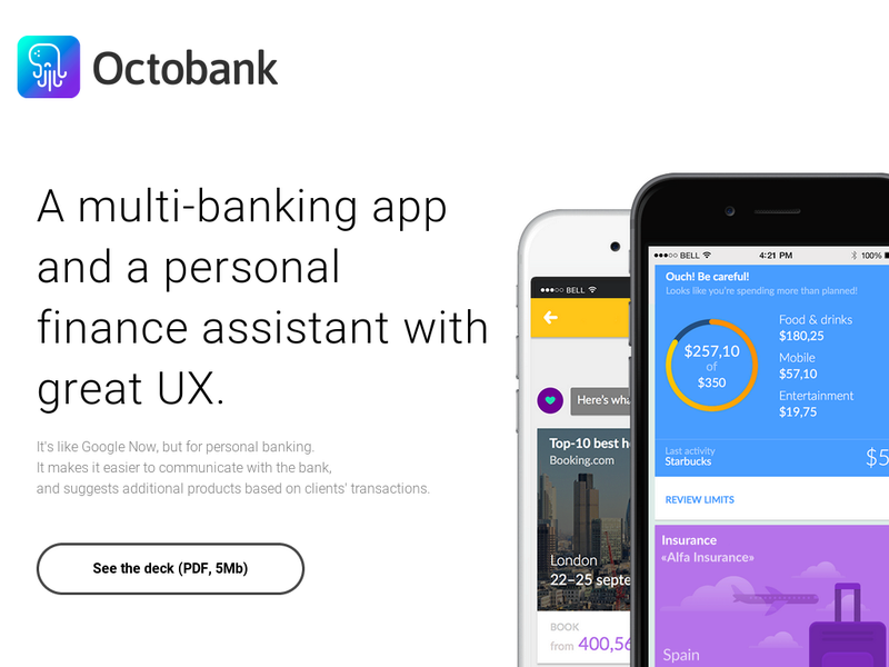 Images from Octobank