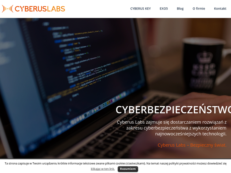 Images from Cyberus Labs