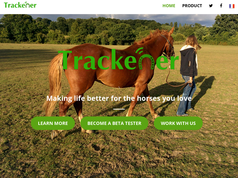 Images from Trackener