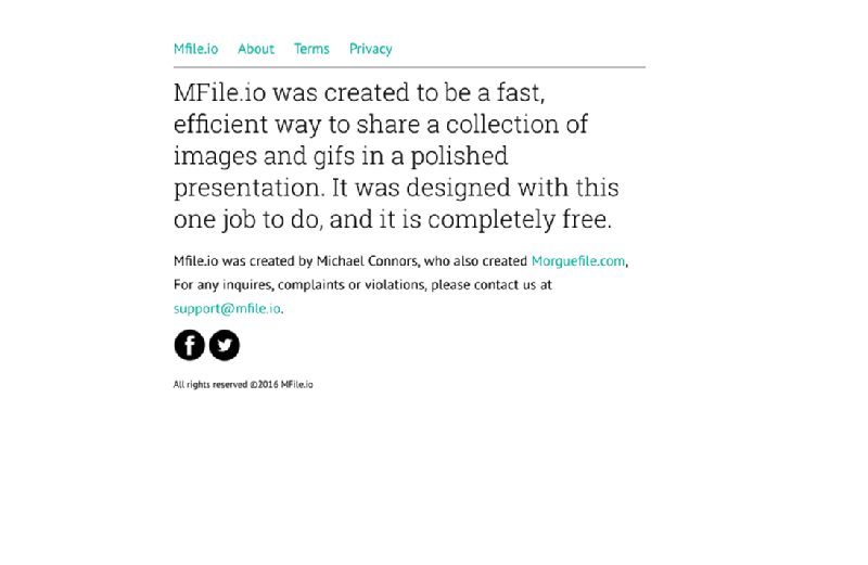 Images from MFile