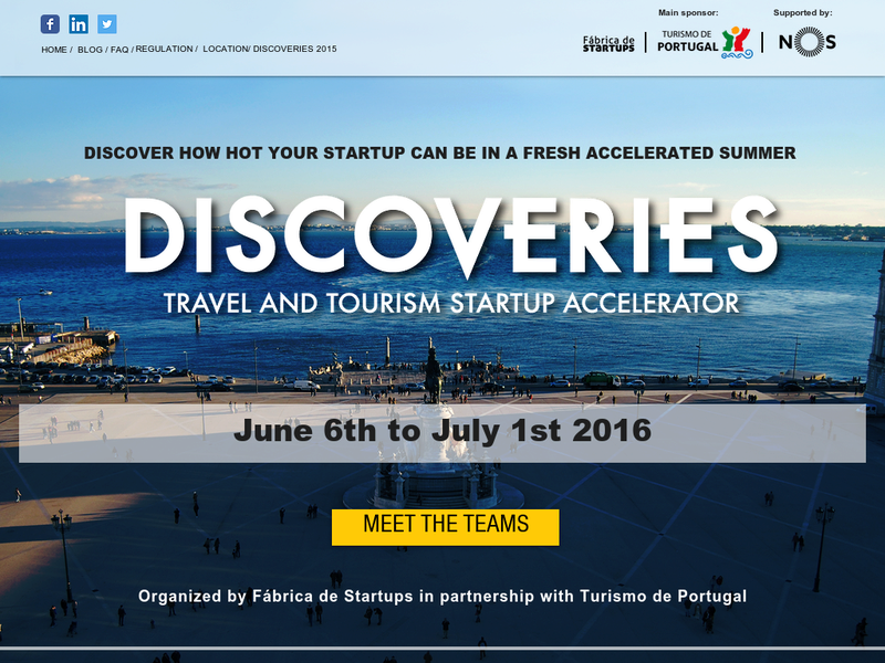 Images from Startup Discoveries SGPS SA