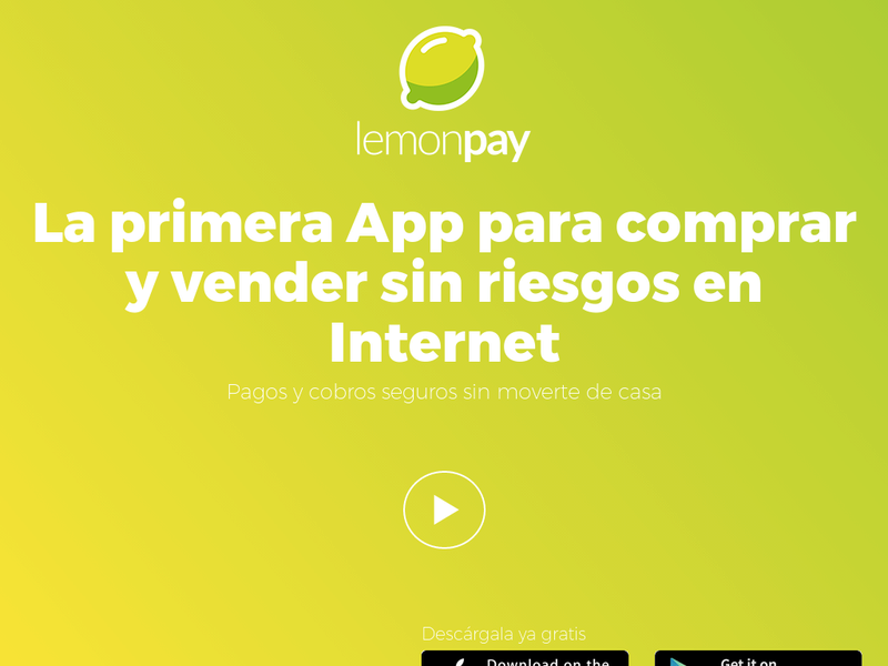 Images from Lemonpay