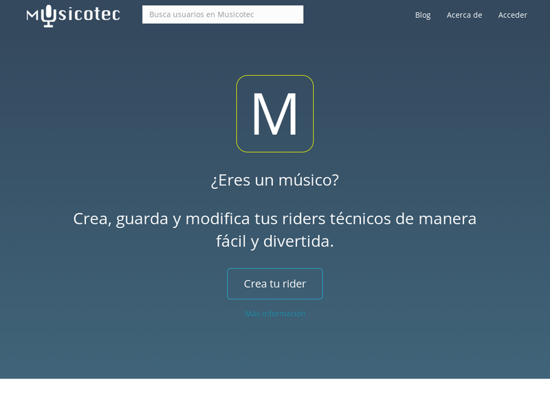 Images from Musicotec