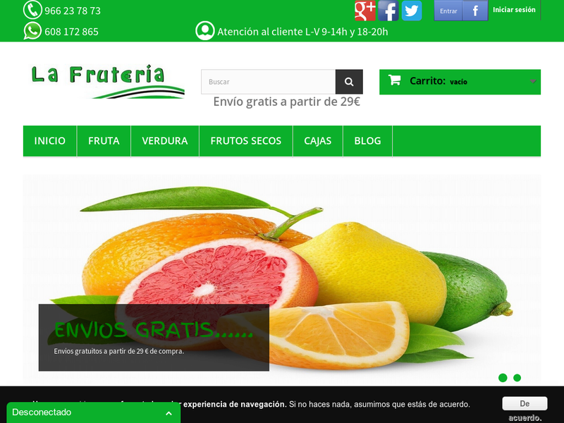 Images from lafruteria.es