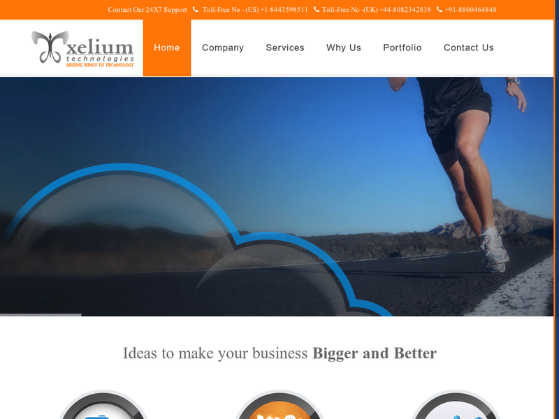 Images from Xelium Technologies Pvt. Ltd.