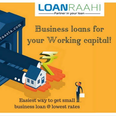 Business Loans | MSME Loan | Working Capital |