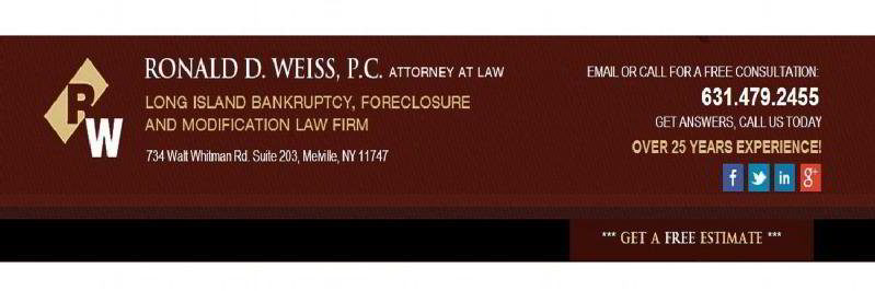 Images from Law Office of Ronald D. Weiss, P.C.