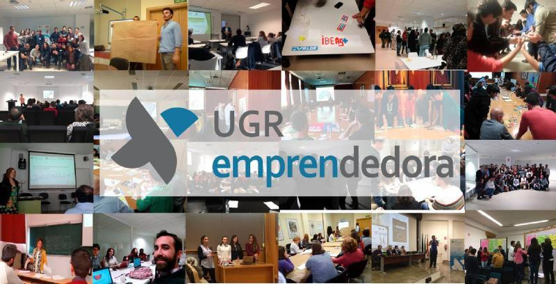 Images from UGRemprendedora-Universidad de Granada