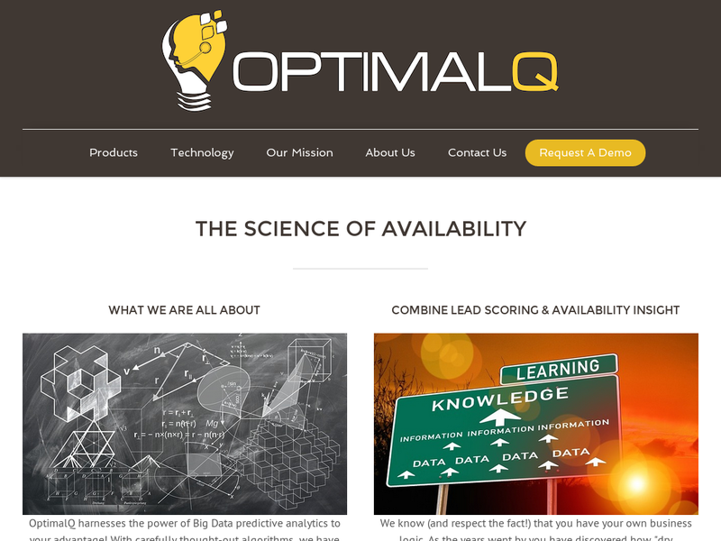 Images from OptimalQ