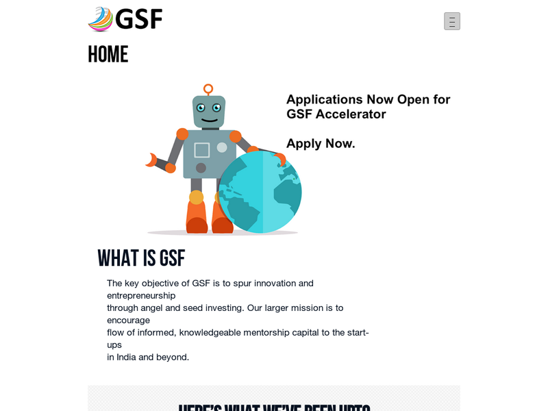 Images from GSF India Accelerator