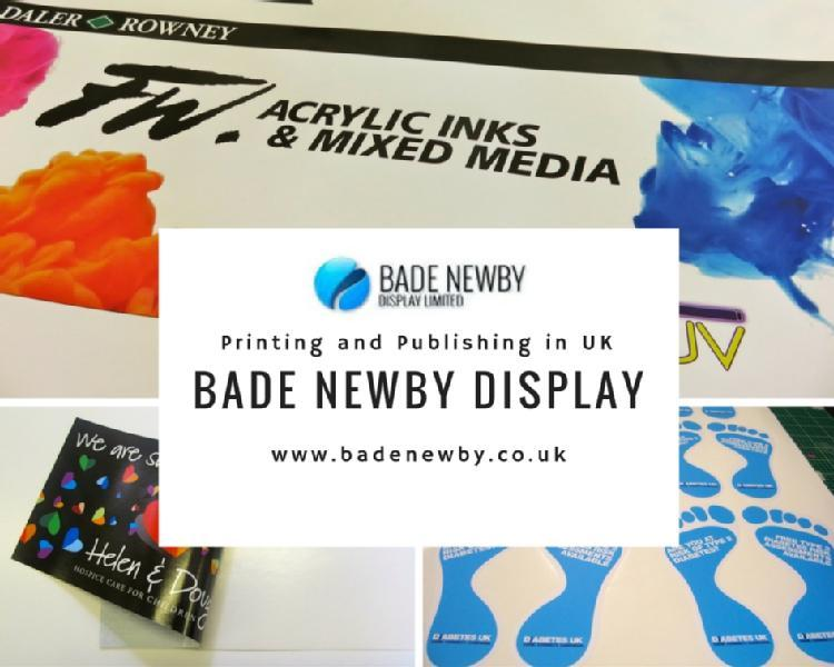 Images from Bade Newby Display