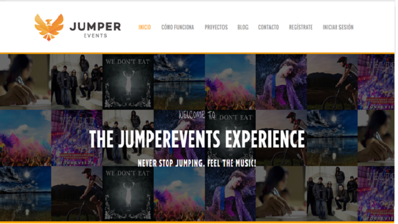 Images from Jumper Events