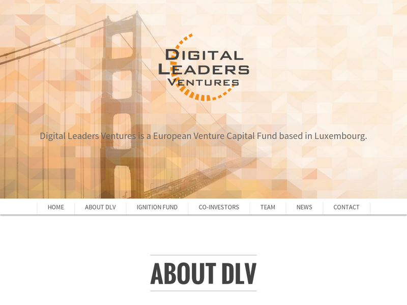Images from Digital Leaders Ventures