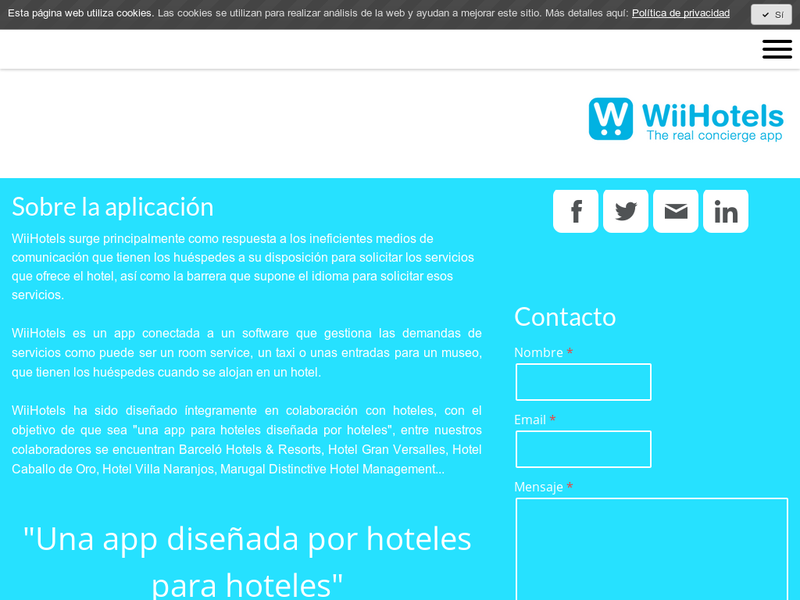 Images from WiiHotels