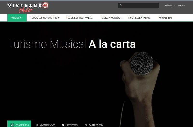 Images from Viverando Music
