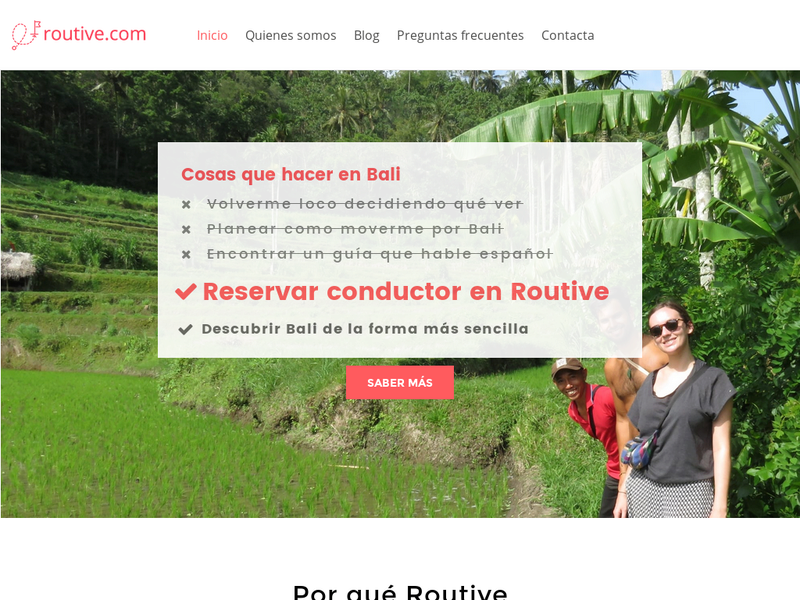 Images from Routive