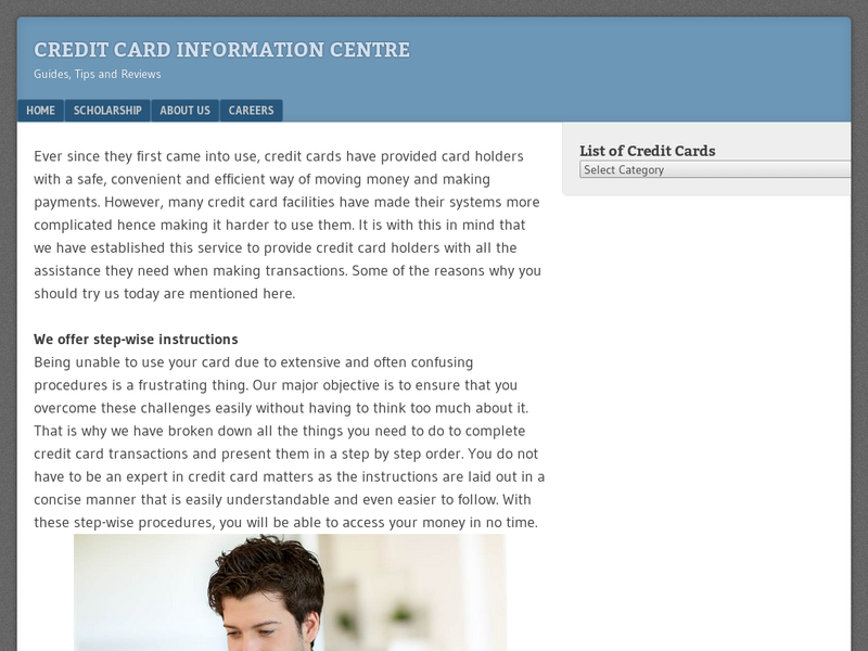 Images from CreditCardHQ