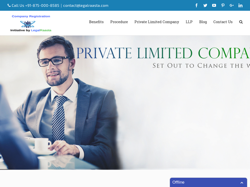 Images from Private Limited Company Registration