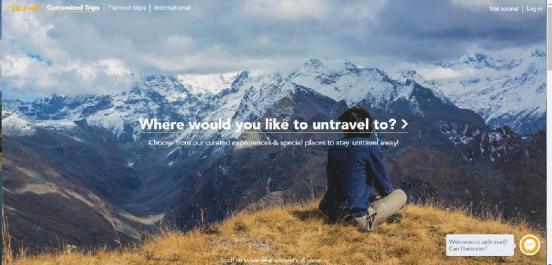 Images from untravel