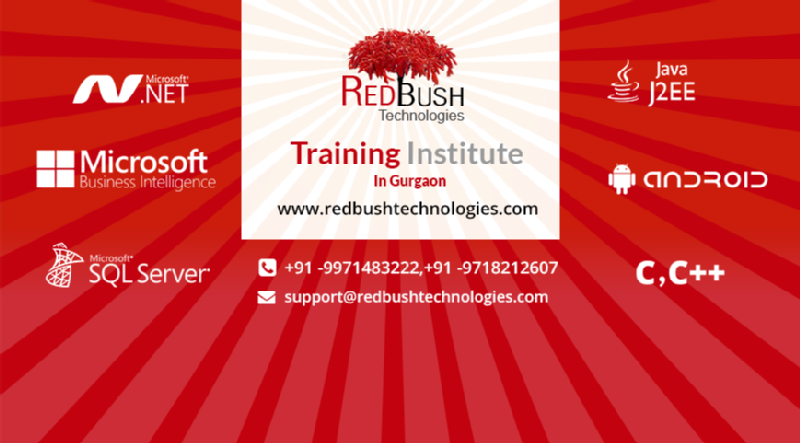 Images from RedBush Technologies
