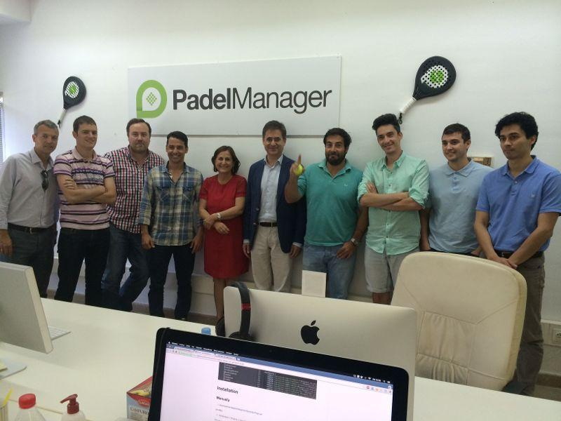 Images from Padel Manager