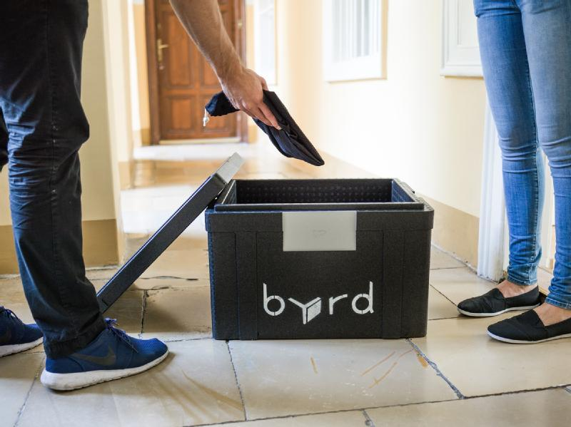 Images from byrd technologies GmbH