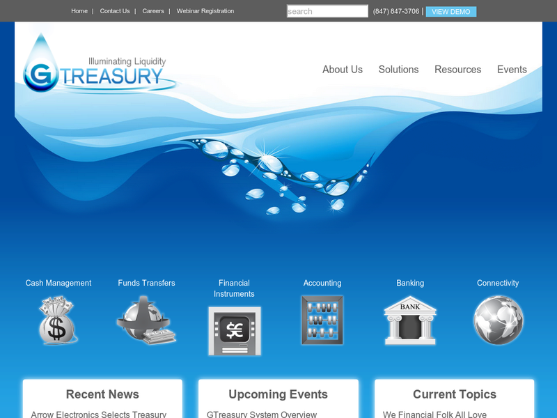 Images from GTreasury