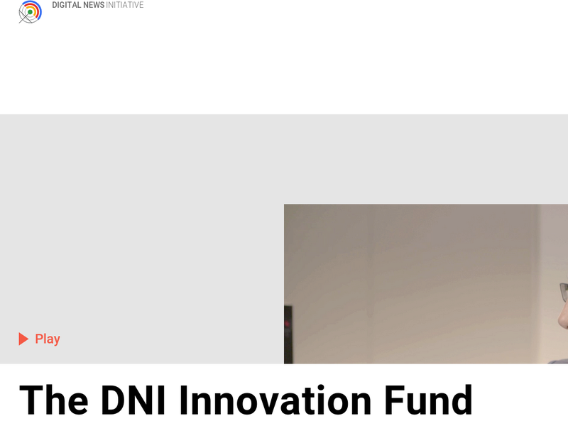 Images from Google DNI Fund