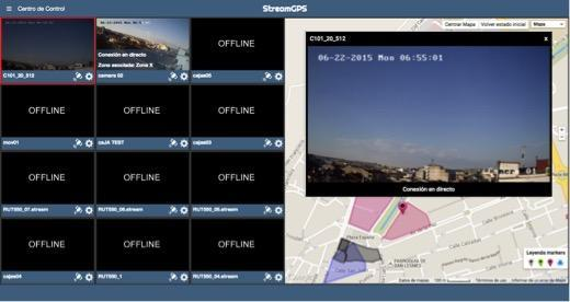 Images from StreamGPS