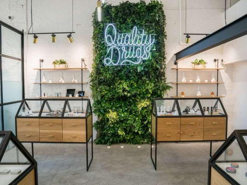 Images from Serra Dispensary Downtown
