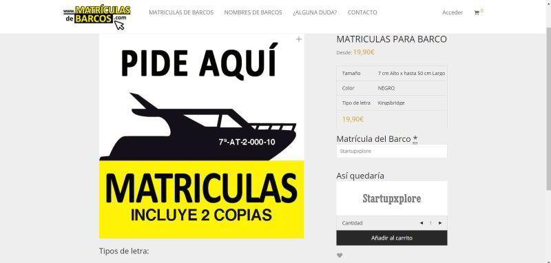 Images from www.matriculasdebarcos.com