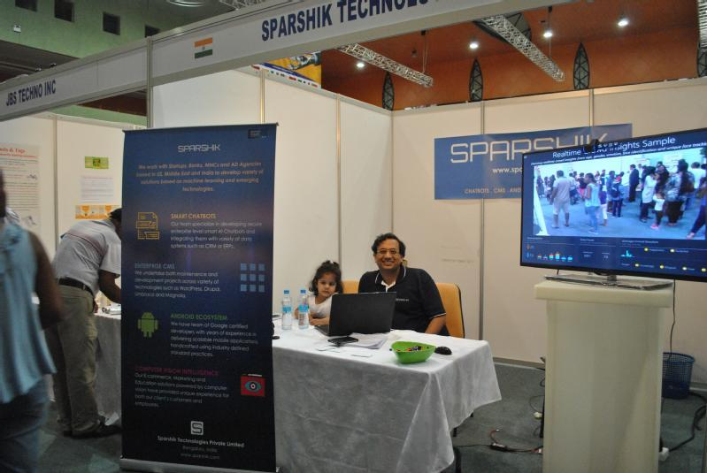Images from Sparshik Technologies Private Limited