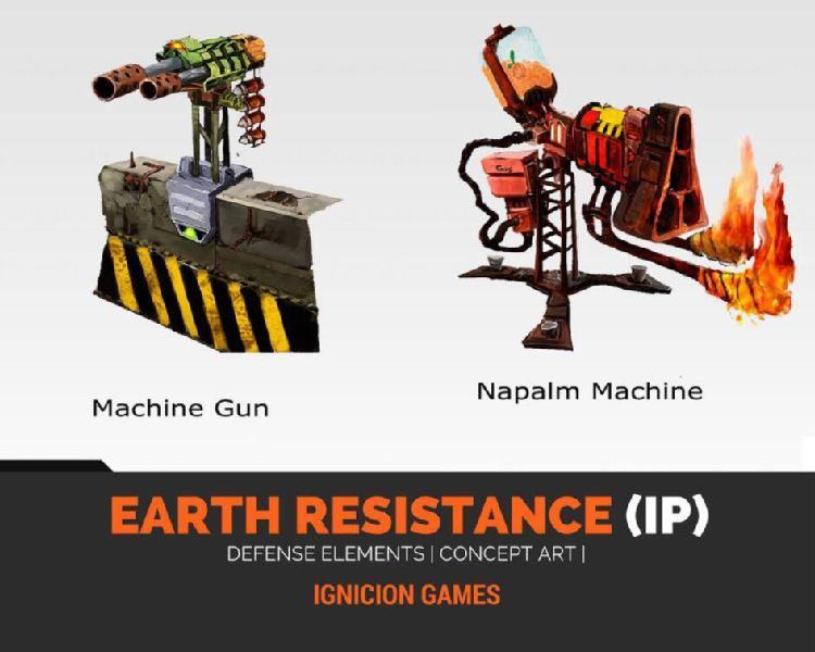 Images from Ignicion Games
