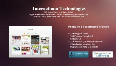 Images from Internetimm Technologies