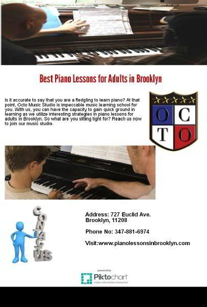 Images from Octo Music Studio/ Piano Lessons in Brooklyn