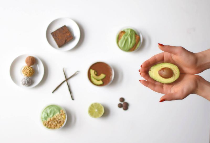 Images from Avocado Desserts
