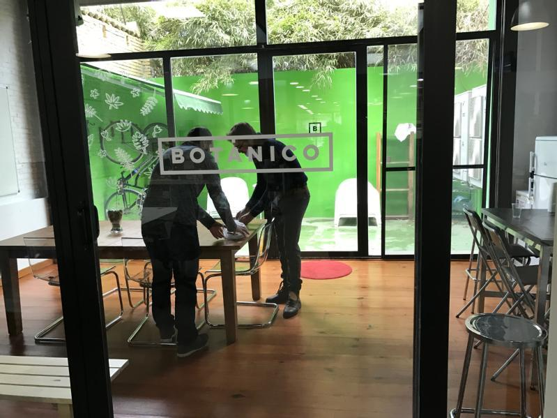 Images from BOTANICO COWORKING
