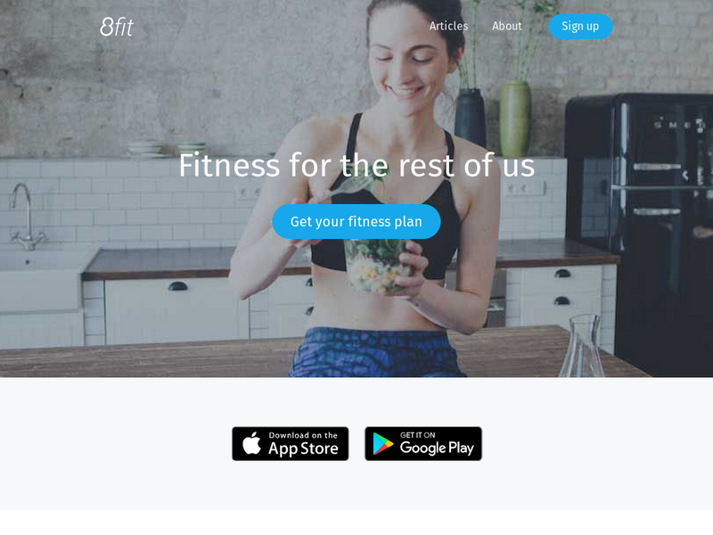 Images from 8fit