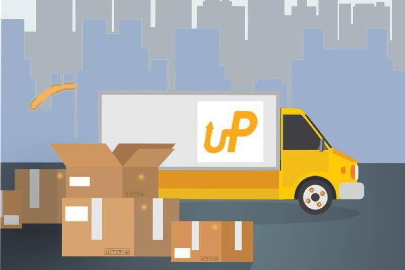 Images from uParcel - Courier Services Singapore