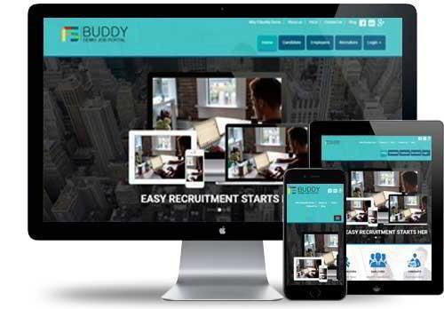 Images from F5 Buddy Web Development Company