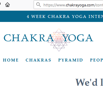 Images from ChakraYoga