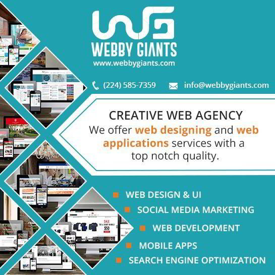 Images from Webby Giants