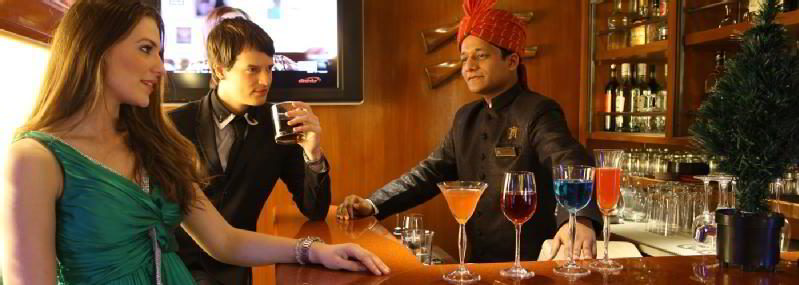 Images from Indian Luxury Train