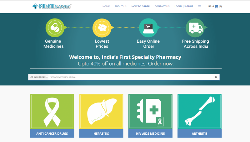 Images from PillsBills - India's First Speciality Online Pharmacy