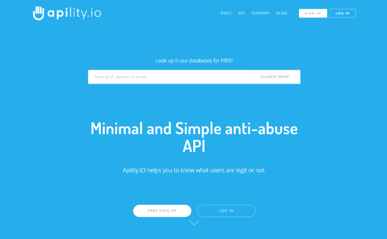 Images from Apility.io
