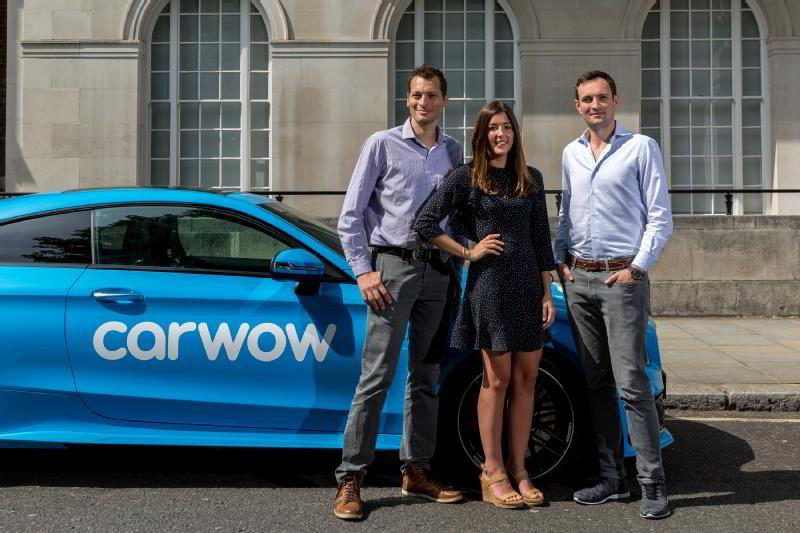 Images from carwow España