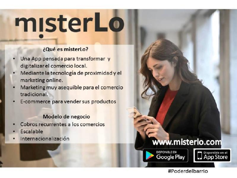 Images from MisterLo App
