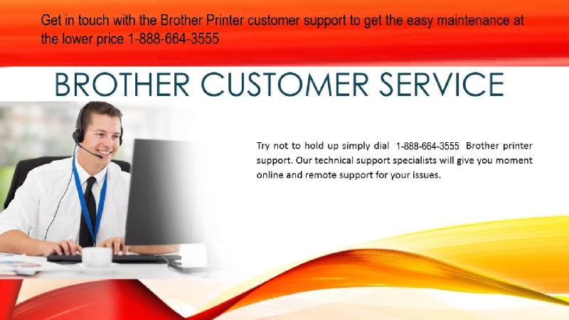 Images from Brother Printer Technical Support