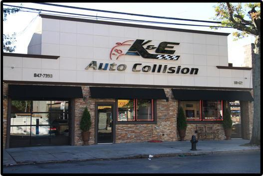 Images from K & E Auto Body & Collision Center, Inc.