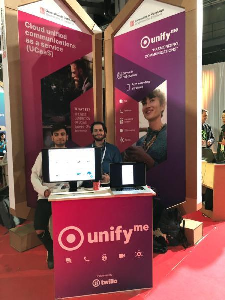 Images from UnifyMe Enterprise Communications